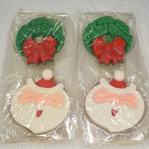 VTG 80's Wizard Stick On Air Fresheners Christmas